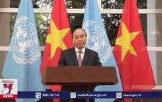 Thông điệp của Thủ tướng tại Đại hội đồng Liên hợp quốc