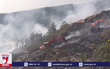 Hơn 48 tỷ đồng để đóng cửa bãi rác Cam Ly