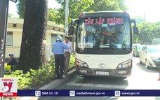 TP.HCM ra quân kiểm tra hoạt động vận tải hành khách