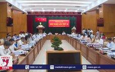 Khai mạc Hội nghị BCH Đảng bộ TPHCM lần thứ 49