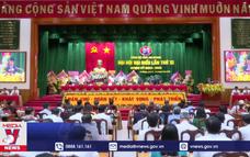 Khai mạc Đại hội Đảng bộ tỉnh An Giang lần thứ XI