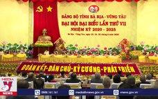 Khai mạc Đại hội Đảng bộ tỉnh Bà Rịa-Vũng Tàu