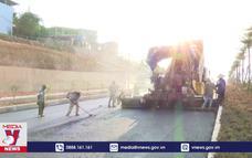 Cao Bằng khẩn trương hoàn thành tuyến đường 718 tỷ đồng