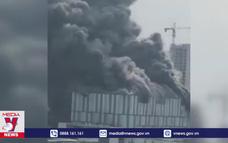 3 người tử vong trong vụ cháy cơ sở nghiên cứu của Huawei