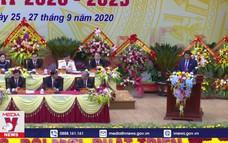 Khai mạc Đại hội Đảng bộ tỉnh Lạng Sơn
