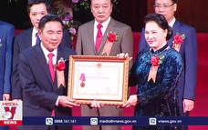 Đại hội thi đua yêu nước tỉnh Thái Nguyên lần thứ V
