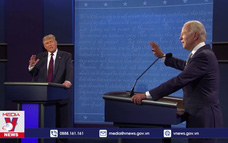 Gay cấn cuộc tranh luận đầu tiên giữa hai ứng cử viên Tổng thống Mỹ