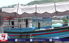 Khánh Hoà hoàn thiện hạ tầng cảng cá trước mùa mưa bão