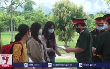 80 công dân hoàn thành cách ly tại Hòa Bình