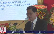 Ký kết hợp tác phát triển Khu kinh tế Vân Phong