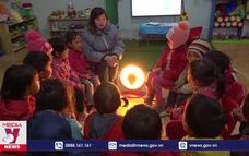 Nhiều giải pháp giữ ấm cho học sinh trên Cao nguyên đá Đồng Văn