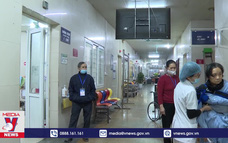 Số người nhập viện tại Ninh Bình tăng đột biến