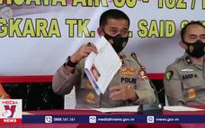 Indonesia xác định danh tính nạn nhân vụ rơi máy bay