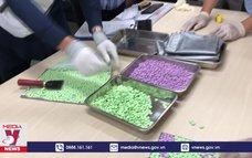 Thu giữ 32kg ma túy trong hàng chuyển phát nhanh