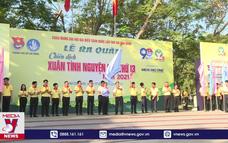 TP.HCM ra quân chiến dịch Xuân tình nguyện 2021
