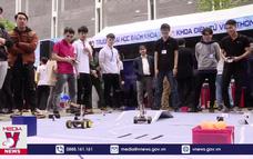 Triển lãm công nghệ của học sinh sinh viên Đà Nẵng
