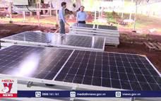 Chờ chính sách mới cho điện mặt trời mái nhà