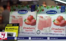 Chào 2021, Vinamilk xuất lô sản phẩm lớn đi Trung Quốc