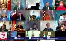 HĐBA thảo luận hợp tác với Liên đoàn Arab