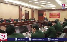Tòa án quân sự Quân khu 2 triển khai nhiệm vụ 2021