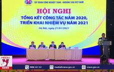 TKV triển khai nhiệm vụ 2021