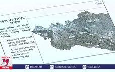Công bố bản đồ về rủi ro thiếu nước