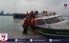 Ứng cứu kịp thời 3 ngư dân gặp nạn trên biển