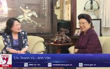 Phó Chủ tịch nước thăm và chúc Tết tại TP.HCM