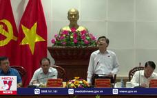 Ủy ban Kinh tế của Quốc hội làm việc tại Tiền Giang