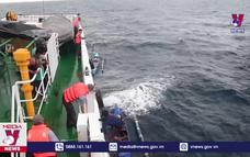 Khánh Hòa cứu nạn 4 thuyền viên nước ngoài