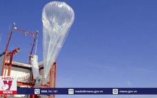 """Google """"khai tử"""" dự án phủ sóng Internet bằng khinh khí cầu"""