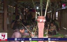 Lễ mừng lúa mới của dân tộc Bahnar