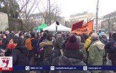 Cuộc tập hợp vì công lý cho các nạn nhân da cam/dioxine tại Paris