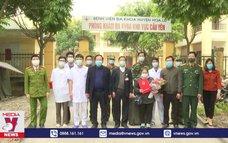 Bệnh nhân cuối cùng điều trị COVID-19 tại Ninh Bình xuất viện