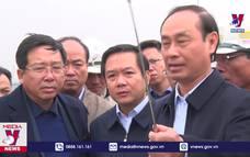 Kiểm tra tiến độ Dự án cao tốc Mai Sơn - Quốc lộ 45