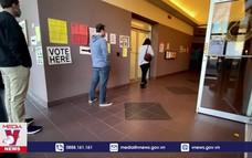 Bầu cử Thượng viện bổ sung tại bang Georgia (Mỹ)