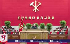 Khai mạc Đại hội Đảng Lao động Triều Tiên khóa VIII