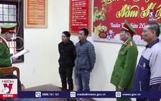 Quảng Bình bắt 2 đối tượng gây ra nhiều vụ trộm xe máy