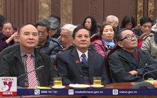 Thành ủy Hà Nội gặp mặt hội viên CLB Thăng Long