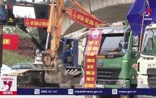 Hà Nội khởi công xây dựng cầu Vĩnh Tuy giai đoạn 2 với mức đầu tư hơn 2.500 tỷ đồng