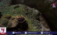 Xác lập 3 hang động lớn nhất thế giới ở Quảng Bình