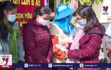 Chăm lo tết cho người dân vùng lũ huyện Tu Mơ Rông