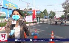 Phong tỏa khu vực Đại học Thủ Dầu Một