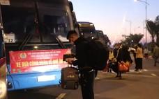 Hải Phòng tổ chức đưa lao động về quê đón Tết