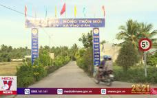 Nông thôn mới nơi phum sóc Khmer