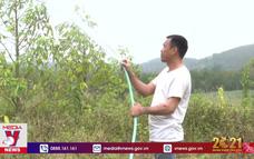 Cộng đồng người Dao đưa nước về làng