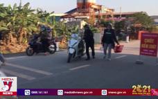 Phong tỏa vùng dịch và giãn cách xã hội huyện Yên Mỹ và Khoái Châu