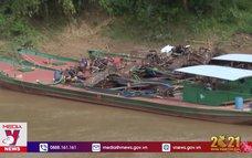 Tái diễn nạn cát tặc trên sông Đồng Nai