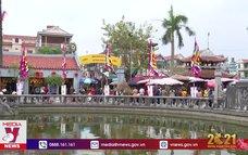 Nam Định tăng cường phòng dịch tại các đền chùa