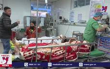 Khởi tố vụ sập vận thăng khiến 3 người tử vong